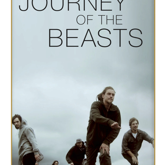 Journey of the Beasts Skateboard