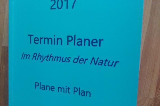 Der erste ganzheitliche Termin Planer für 2017