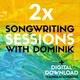 Songwriting Session/Gitarrenunterricht mit Dominik (2x60min)