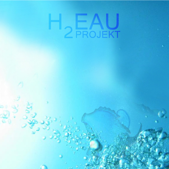 H2eau CD The Invisible Fish