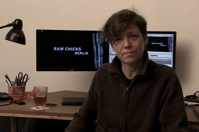 RAW CHICKS.BERLIN: eleven female music producers