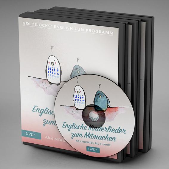 Early Bird Offer: DVD Set komplett
