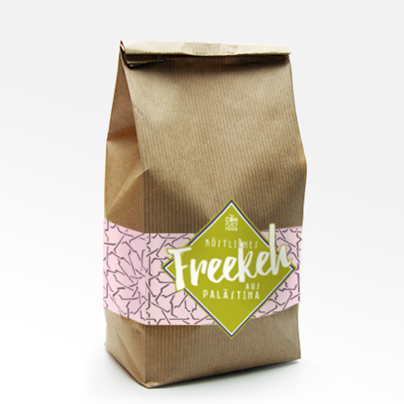 500g Freekeh from Palestine