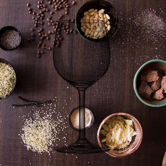 Ein Abend für die Sinne - Schokoladen & Weinprobe