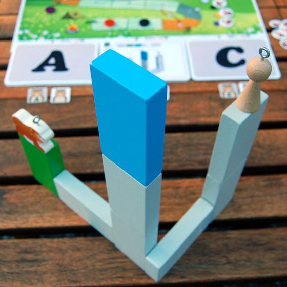Zweitbegehung (2 Spiele)