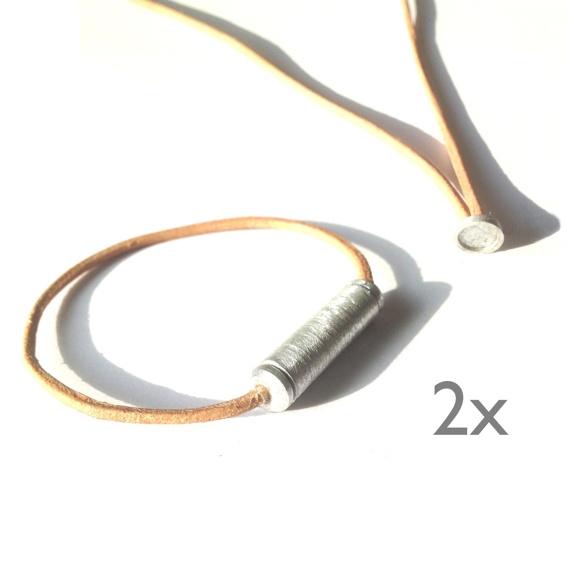 2x waylet für den Alltag + Halskette