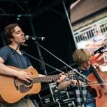 Wohnzimmerkonzert Tommy Finke & Daniel Brandl (Cello) NRW