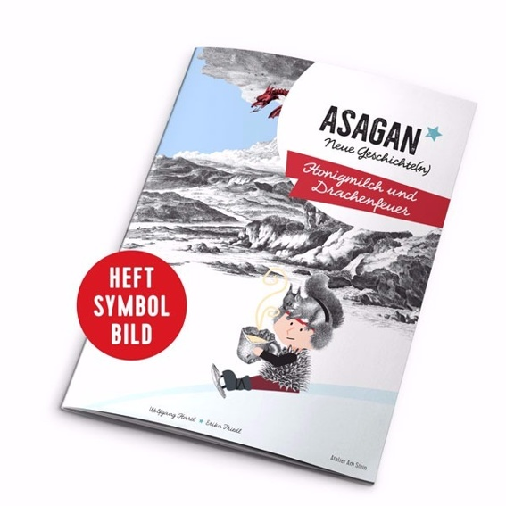 ASAGAN – das Heft