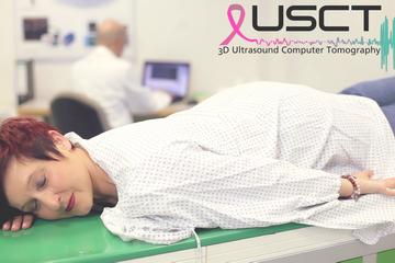 Innovative Brustkrebsfrüherkennung: 3D-USCT