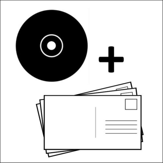 APORIA // CD + Grußkarten