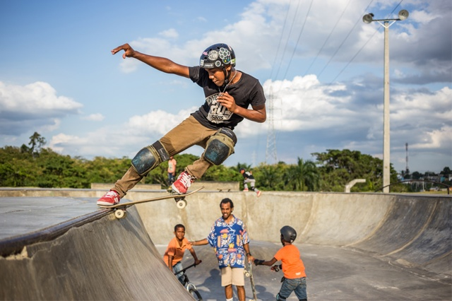 San Skate - a Skate Park for San Luis
