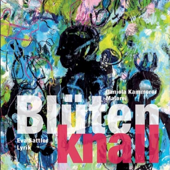Kunst+Lyrikband Blütenknall