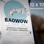Supersportler Jahresvorrat BAOWOW Hydration mit 12 x 10 Portionsbeuteln: