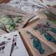 Stickerpackage + Dankeschönkarte