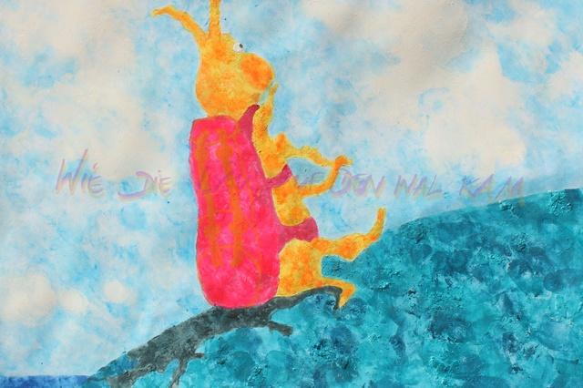 Wie die Laus auf den Wal kam - Ein Kinderbuch auch für Erwachsene