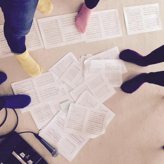 Ensemble workshop