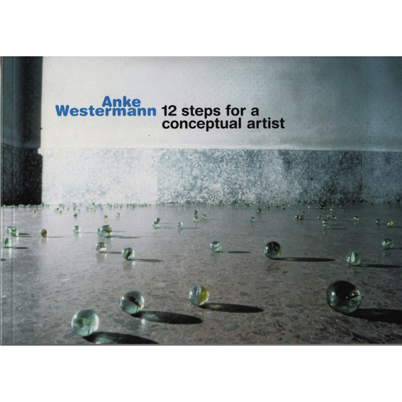 12 steps for a conceptual artist / Katalog