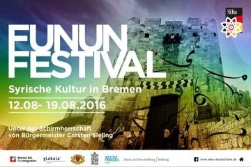 FUNUN Festival Syrische Kultur in Bremen