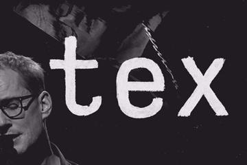 Tex - Album und handgemachtes Songbook