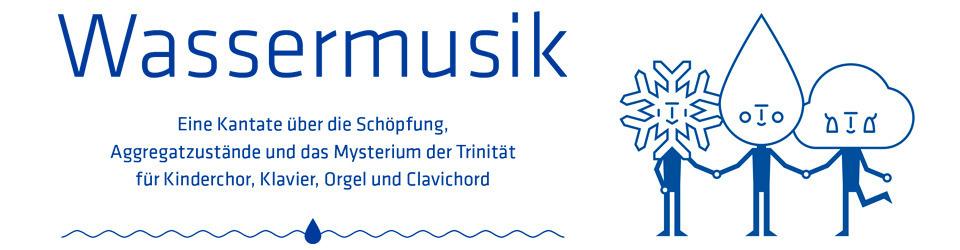 """CD Produktion """"Wassermusik"""" - Hamburger Kinder- & Jugendkantorei"""