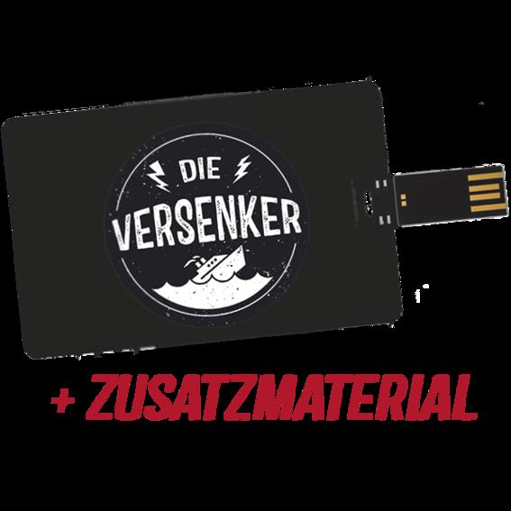 Versenker-USB-Stick (Fan-Edition)