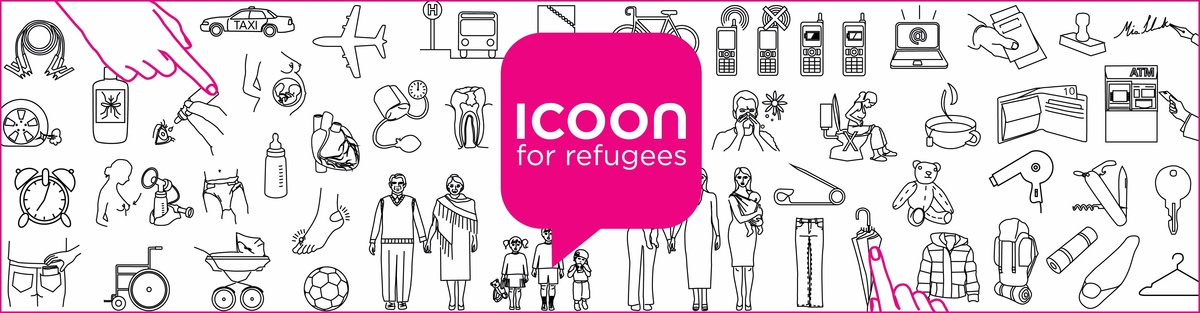 ICOON for refugees