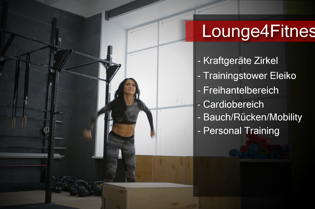 Fitnessgym am Waginger See - lounge4fitness