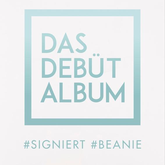 Signiertes Album + Beanie