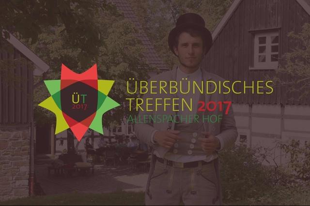 Überbündisches Treffen 2017