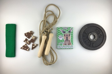 pumpin panda - die fitte Schokolade