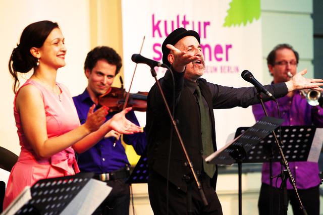 Semer Reloaded - Live Recording für ein musikalisches Denkmal