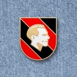 Emaille-Pin (Wappen)