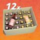 KopfNuss Abo 12 Monate / Sorte: nach Wahl (12 Monate je 24 Flaschen Maracuja, Joh.beere oder Mix) nach Hause geliefert