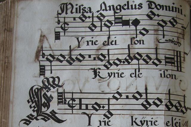 CD: Weihnachtliche Renaissancemusik aus Nürnberger Handschriften