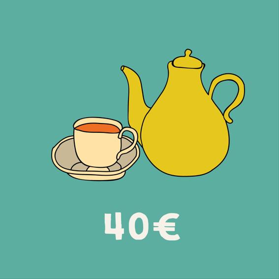 Tea lover Set