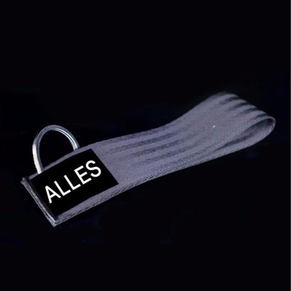 Das Magazin + ALLES-Schlüsselanhänger