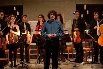 Die Brücke: ernste Musik aus zwei Kontinenten