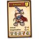"""""""Die Amazone"""" : Spiel mit Signatur und Skizze in der Packung + 5 Lebenspunktekarten + Button + Danke auf der Homepage"""