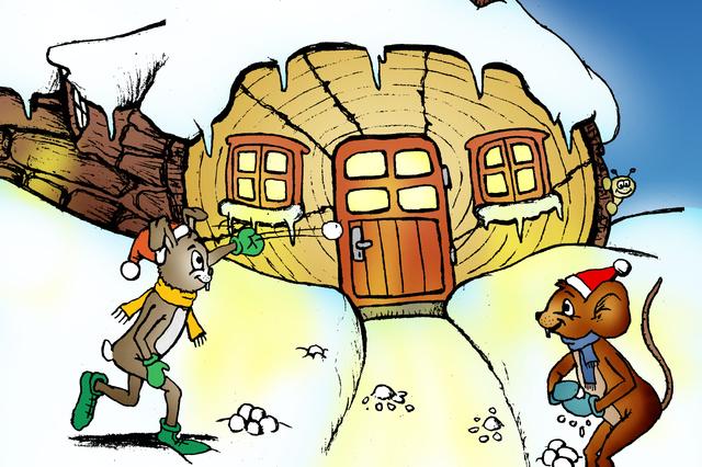 Floh Ferdinand - Eine Weihnachtsgeschichte