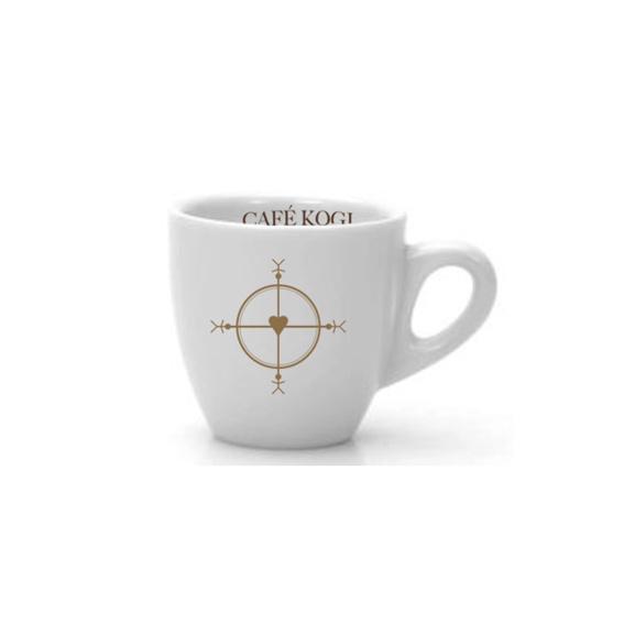 2er-Set Espressotassen CAFÉ KOGI
