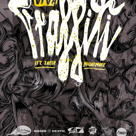 VIVA GRAFFITI poster
