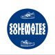 15 Solemates Sticker