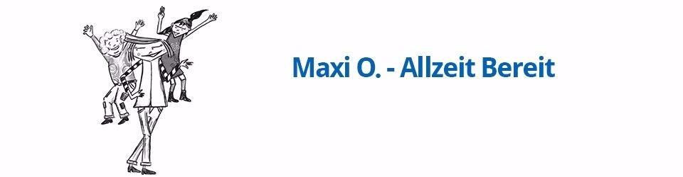 Maxi O. - ein Comic-Buch mit Wertevermittlung