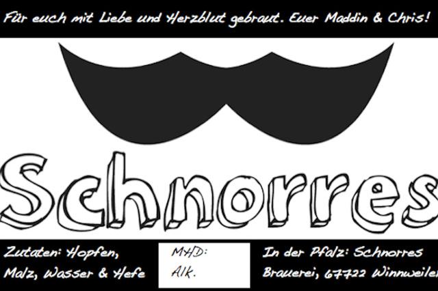 Schnorres - Das Bier aus der Pfalz