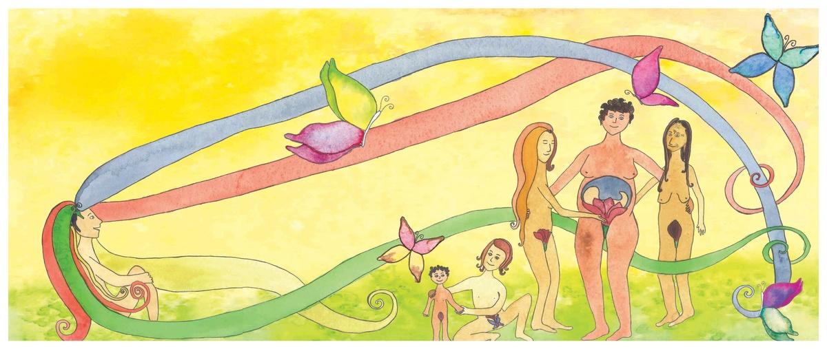 Liliths Schatz - Eine Geschichte über die Sexualität...