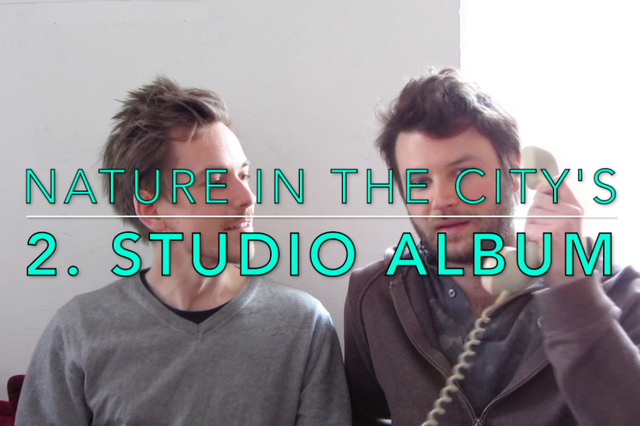 Nature in the City's 2. Studioalbum
