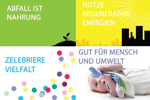Cradlelution Gemeinsam für eine gesunde & bunte Welt ohne Abfall!