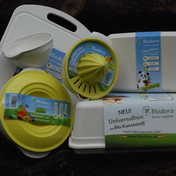 Bio Plastik Set