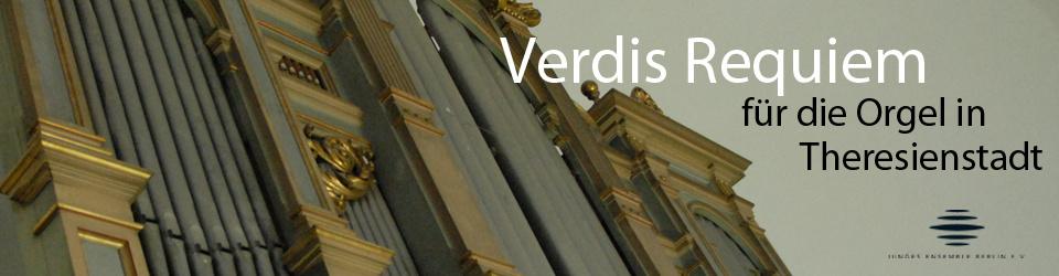 Das Verdi-Requiem 2013 - ein (ge-)denkwürdiges Ereignis