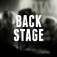 Backstage mit der Band